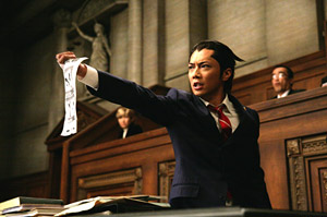 映画『逆転裁判』 場面写真 (C)CAPCOM/2012「逆転裁判」製作委員会