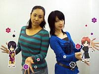 『銀魂×EXILIM』コラボデジタルカメラ 「ダイナミックフォト」サンプル (C)空知英秋/集英社・テレビ東京・電通・サンライズ・アニプレックス