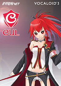 VOCALOID3 CUL (C)2011 INTERNET Co., Ltd. All rights reserved.