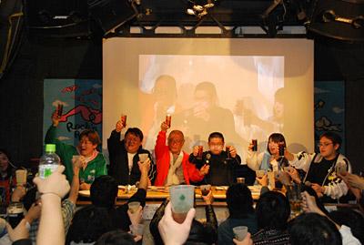 佐藤竜雄プロデュース「モーレツ宇宙海賊」vs「輪廻のラグランジェ」合同イベント