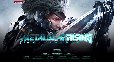 「メタルギア ライジング リベンジェンス」公式サイト (C) Konami Digital Entertainment