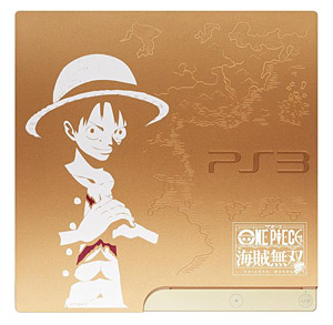 PlayStation 3 ワンピース 海賊無双 GOLD EDITION (C)尾田栄一郎/集英社・フジテレビ・東映アニメーション (C)2011 NBGI (C)Sony Computer Entertainment Inc. All rights reserved. Design and specifications are subject to change without notice.