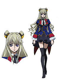レイラ・マルカル(CV:坂本真綾) (C)SUNRISE/PROJECT GEASS Character Design (C)2006- 2011 CLAMP