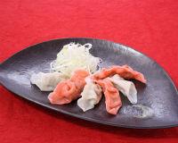 紅白扇餃子(石田三成/「戦国無双」シリーズ)