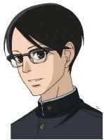 西見薫(CV:木村良平) (C)小玉ユキ・小学館/「坂道のアポロン」製作委員会