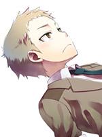 秦 軍辞 (はたぐんじ) CV:羽多野 渉 (C)Akira (C)wEshica