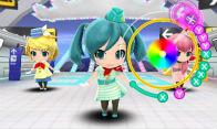 「初音ミク and Future Stars Project mirai」スクリーンショット (C) SEGA / (C) Crypton Future Media, Inc. デザイン協力 : ねんどろいど