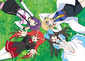 OVA「萌えCanちぇんじ!」キービジュアル