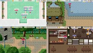 PSP『ワールド・ネバーランド~ククリア王国物語~』スクリーンショット