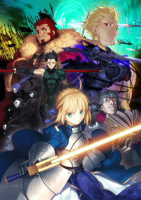 Fate/Zero 2ndシーズン (C)Nitroplus/TYPE-MOON・ufotable・FZPC