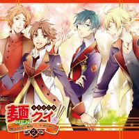ドラマCD「麺クイ! -擬人化ら~めん 友情サバイバル-」(C)2010-2012 Frontier Works