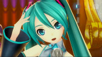 『NEXT HATSUNE MIKU Project DIVA(仮称)』スクリーンショット (C) SEGA / (C) Crypton Future Media, Inc.
