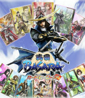 『戦国BASARA カードヒーローズ』キービジュアル (C)CAPCOM CO., LTD. 2012 ALL RIGHTS RESERVED. Developed by KLabGames