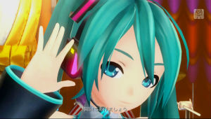 『NEXT HATSUNE MIKU Project DIVA(仮称)』画面写真 (C) SEGA / (C) Crypton Future Media, Inc.