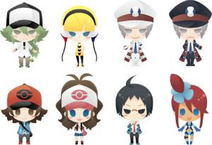 「ポケモンメイト」イラスト (C)2012 Pokémon. (C)1995-2012 Nintendo/Creatures Inc./GAME FREAK inc.
