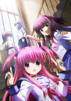 「Angel Beats!」 (C)VisualArt's/Key/Angel Beats! Project