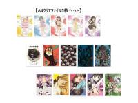 『一番くじプレミアム 魔法少女まどか☆マギカ PART2』クリアファイル【5枚セット】 (C) Magica Quartet/Aniplex・Madoka Partners・MBS