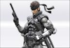 METAL GEAR SOLID PLAY ARTS改 -KAI- ソリッド・スネーク (C)Konami Digital Entertainment