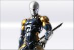 METAL GEAR SOLID PLAY ARTS改 -KAI- サイボーグ忍者 (C)Konami Digital Entertainment