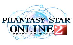『ファンタシースターオンライン2』ロゴ (C)SEGA