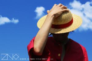 「ルフィの麦わら~3D2Y~」 (C)尾田栄一郎/集英社・フジテレビ・東映アニメーション