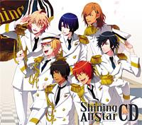 「うたの☆プリンスさまっ♪ Shining All Star CD」 (C)早乙女学園
