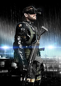 『METAL GEAR SOLID GROUND ZEROES』 (C)Konami Digital Entertainment