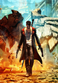 『DmC Devil May Cry』メインビジュアル (C)CAPCOM CO., LTD. ALL RIGHTS RESERVED.