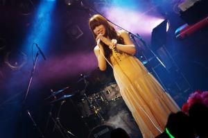 吉岡亜衣加「吉岡亜衣加 QUATTRO TOUR 2012 ~てのひらあわせ~」より