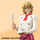「TIGER & BUNNY White Day Cake from バーナビー」 (C)SUNRISE/T&B PARTNERS, MBS