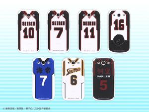 スマホンミュージアム『黒子のバスケ』 (C)藤巻忠俊/集英社・黒子のバスケ製作委員会