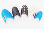 『うたの☆プリンスさまっ♪debut』キャラクターネイル「聖川真斗」 (C) 早乙女学園 Illust.工画堂スタジオ