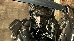 新しいボディの雷電『メタルギア ライジング リベンジェンス』場面写真 (C)Konami Digital Entertainment  Developed by PlatinumGames Inc.
