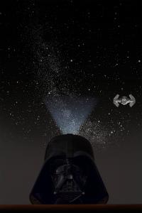 「HOMESTAR Darth Vader(ホームスター ダース・ベイダー)」 (C) 2013 Lucasfilm Ltd. & TM.