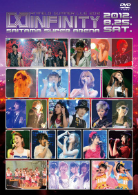 『Animelo Summer Live 2012 -INFINITY∞-』Blu-ray&DVD