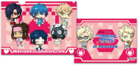 A4クリアファイル『DRAMAtical Murder re:connect』(C)2012-2013 Nitroplus