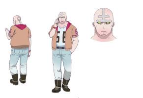TVアニメ『ブラッドラッド』デク (C)2013 小玉有起/角川書店/ブラッドラッド製作委員会