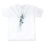 ファティマ シルエットTシャツ(フォーカスライト) 「ファイブスター物語 × ナタリーストア」 (C)EDIT