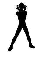 『みんなのくじ 真・女神転生』商品シルエット(C)FURYU CORPORATION 2013. All Rights Reserved. (C) Index Corporation 1992,2013