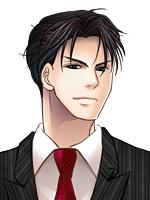 喜多嶋 彰『もつれたネクタイは最上階で恋をする』 (C)hakobune Inc.