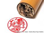 「劇場版法少女まどか☆マギカ痛印」鹿目まどか (C)Magica Quartet/Aniplex・Madoka Movie Project Rebellion