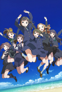 『Wake Up, Girls!』 (C)Green Leaves/Wake Up, Girls!製作委員会