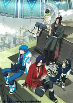 TVテレビアニメ『DRAMAtical Murder』ティザービジュアル (C) Nitroplus/DRAMAtical Murder製作委員会