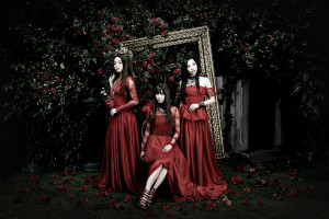 "Kalafina「THE BEST ""Red""」 「THE BEST ""Blue""」メインビジュアル"