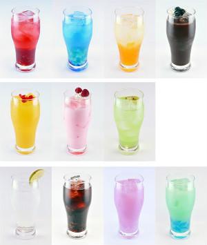 「うたの☆プリンスさまっ♪マジLOVE2000%」×アニメイトカフェ ドリンクメニュー (C)UTA☆PRI-2 PROJECT