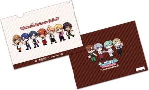 「うたの☆プリンスさまっ♪マジLOVE2000%」×アニメイトカフェ限定商品 クリアファイル (C)UTA☆PRI-2 PROJECT