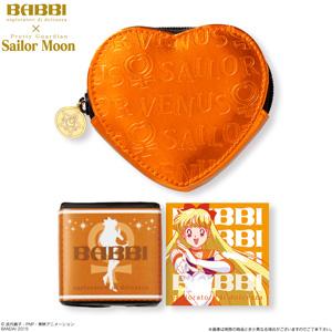「BABBI×美少女戦士セーラームーン スペシャルギフト セーラーヴィーナス  (C) 武内直子・PNP・東映アニメーション
