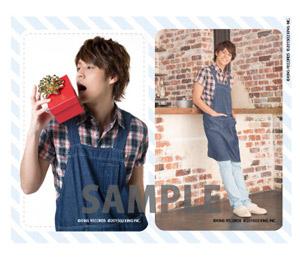 宮野真守JOYSOUND「じょいまもくじ2015」販売スタート (C)KING RECORDS (C)201502 XING INC.