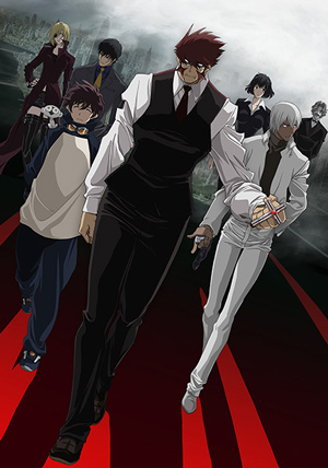 TVアニメ『血界戦線』 (C)2015 内藤泰弘/集英社・血界戦線製作委員会