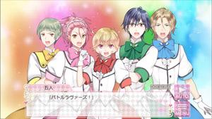 『美男高校地球防衛部LOVE!GAME!』のサービス開始日が決定 (C) anipani Corp. (C) 馬谷くらり / 黒玉湯